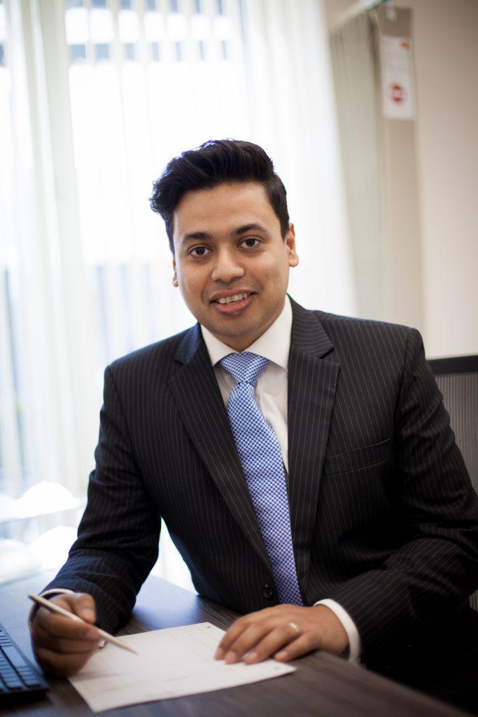 Mr Foiz Ahmed, Surgeon