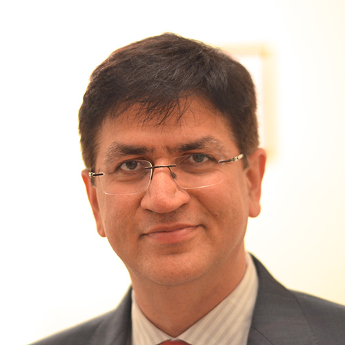 Mr Jai Relwani, Consultant Orthopaedic Surgeon at One Ashford Hospital in Kent