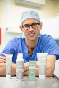 Dr Andrew Birnie and Altruist Sunscreen