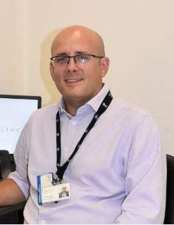Matthew Oliver, Consultant Orthopaedic Surgeon at One Ashford Hospital