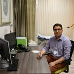 Mr Pradeep Basnyat, Consultant General Surgeon at One Ashford Hospital