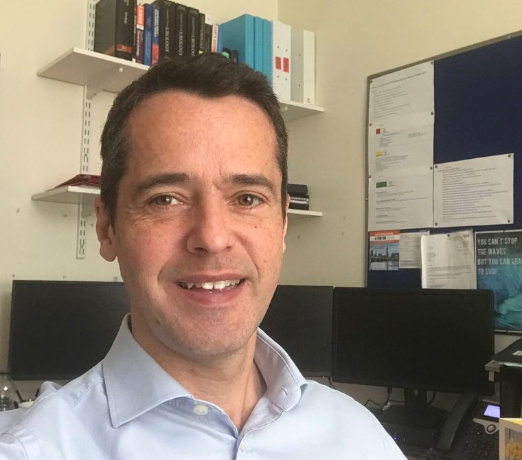 Mr Edward Streeter, Consultant Urological Surgeon at One Ashford Hospital in Kent