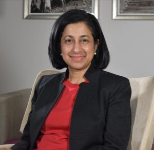 Miss Anita Hazari, Consultant Plastic Surgeon at One Ashford Hospital