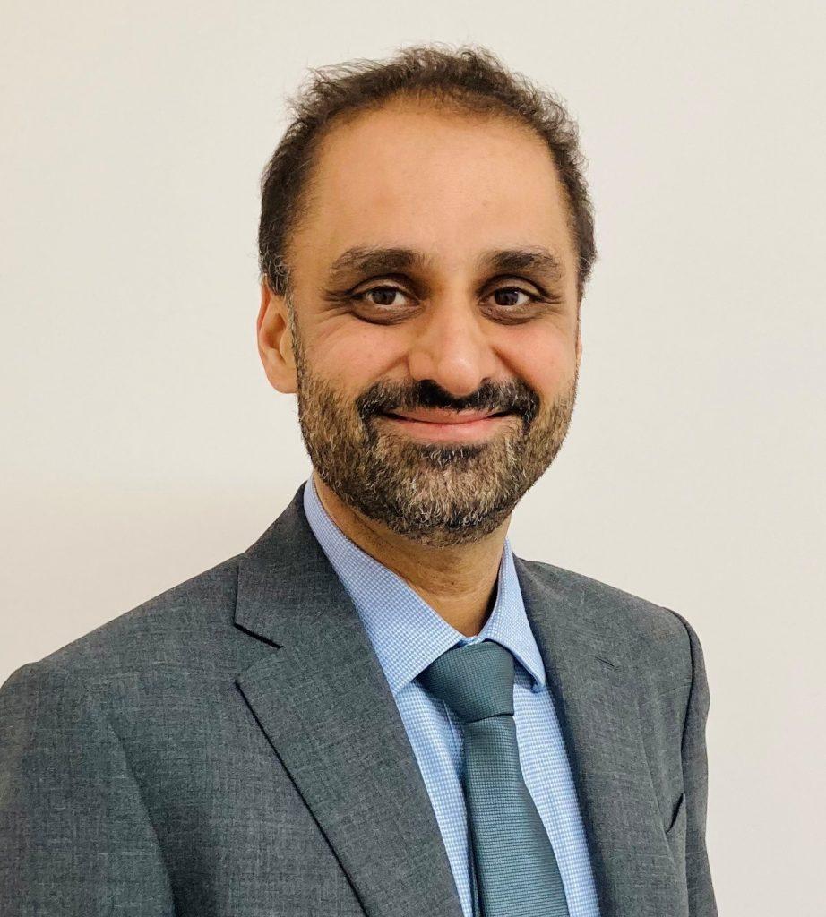 Mr Harpal Uppal, Consultant Orthopaedic Surgeon