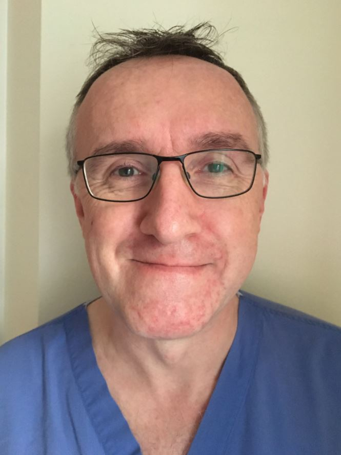 Mr Nick Williams, Consultant General Surgeon at One Ashford Hospital in Kent