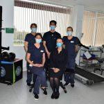 One Ashford Hospital Physiotherapy Team