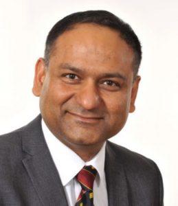 Mr Rohit Jain, Consultant Orthopaedic Surgeon