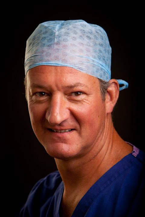 Consultant Plastic Surgeon NIGEL CARVER