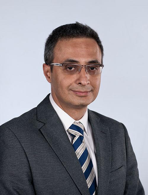 Mr Tamer Sherief
