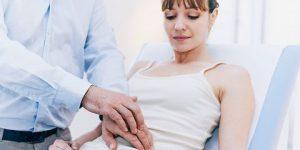 endometriosis, woman. pelvic pain