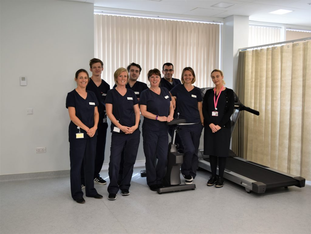 Physiotherapy at One Ashford Hospital