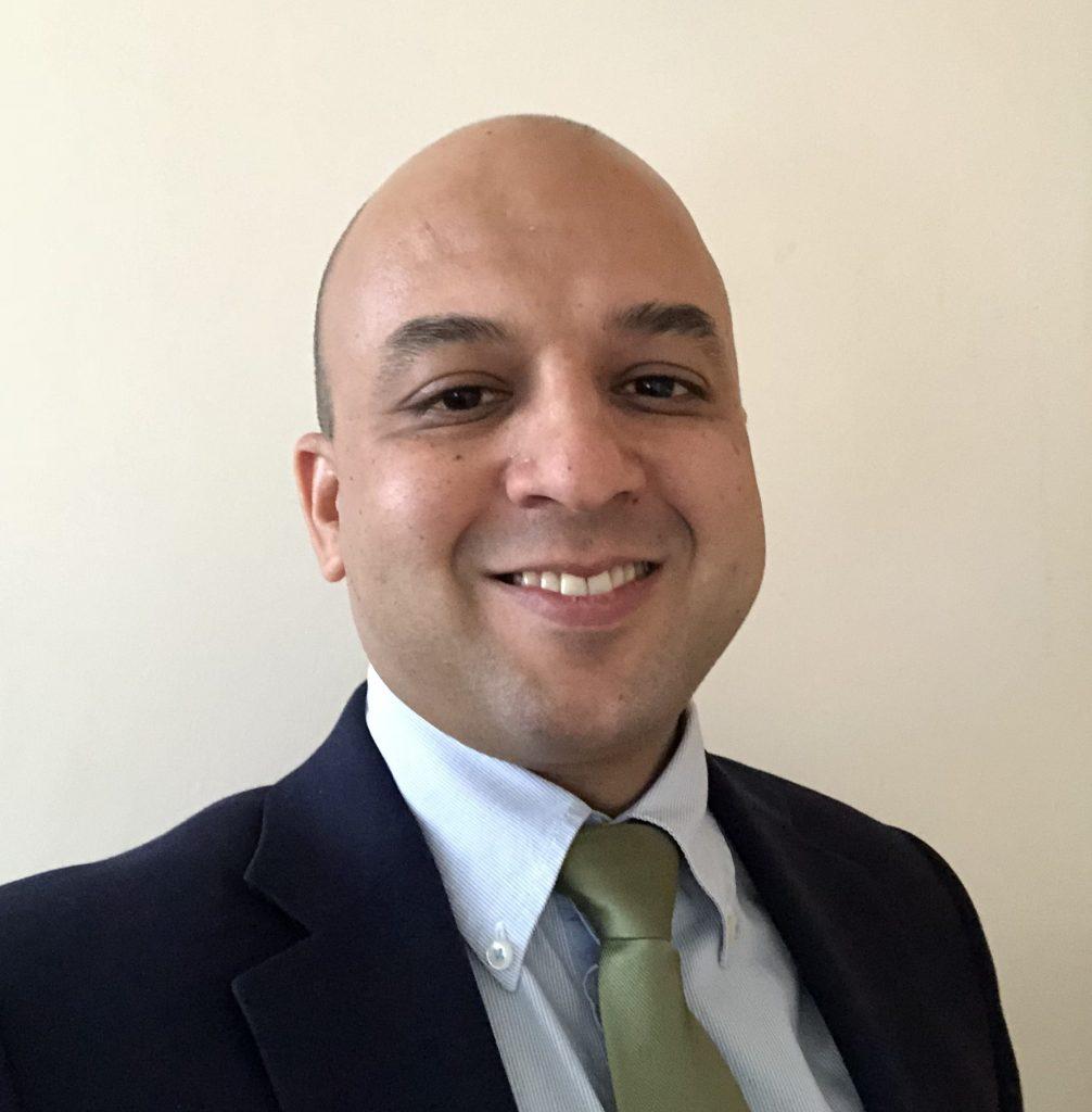 Dr Rishi Chandel, Consultant Gastroenterologist at One Hatfield Hospital