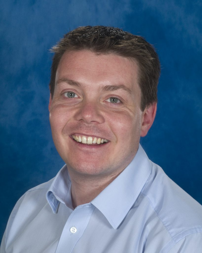 Dr William Topping, Consultant Radiologist