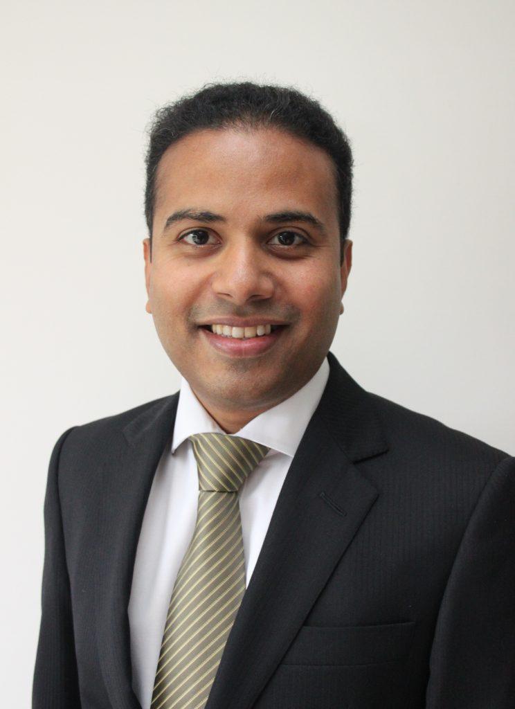 Dr Nirshanthan Nagarajah