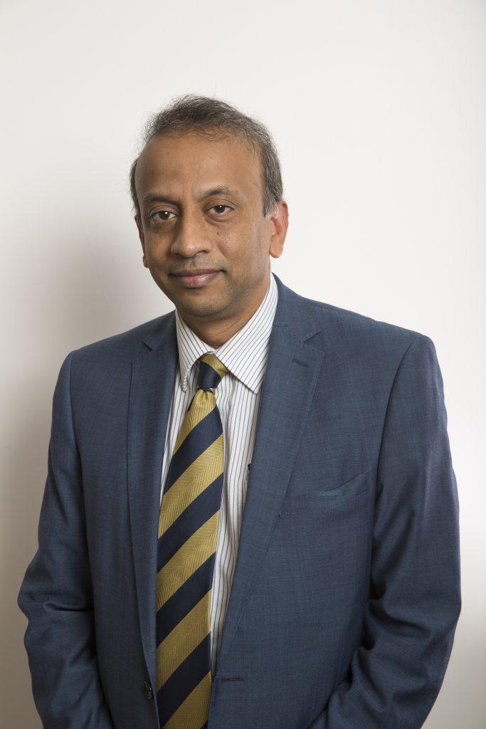 Mr Prasad Kothari, Consultant ENT Surgeon