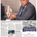 Mr Dimpu Bhagawati's article in The Guardian's health supplement