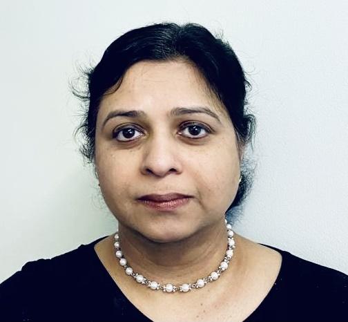 Dr Nisha Ramkumar, Consultant Paediatrician with Gastroenterology and Allergy Interest