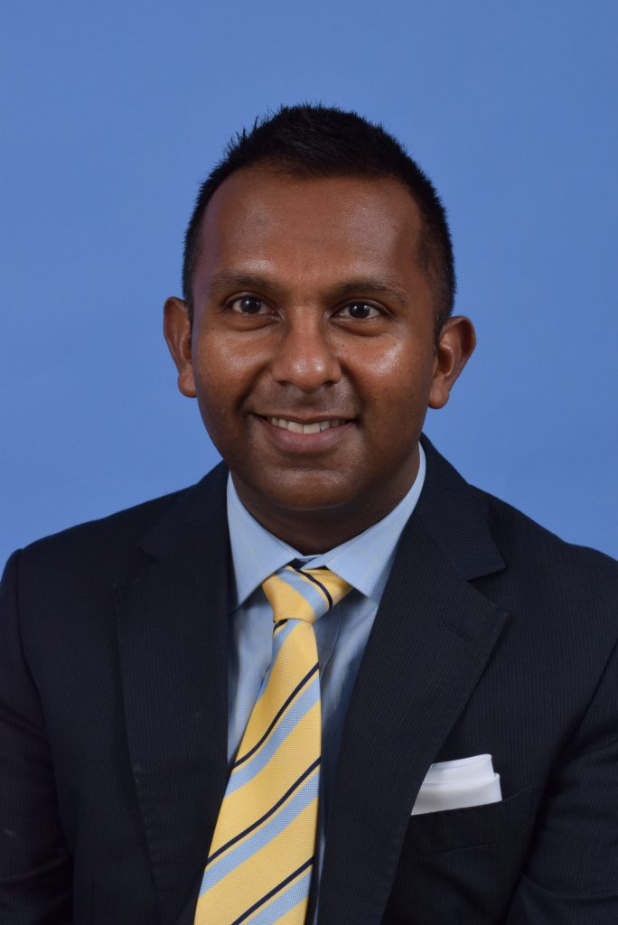 Mr Aruna Munasinghe, Consultant Upper GI, Bariatric and General Surgeon