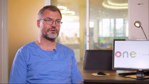 Dr Phillip Mayhead, Consultant Gastroenterologist at One Ashford Hospital