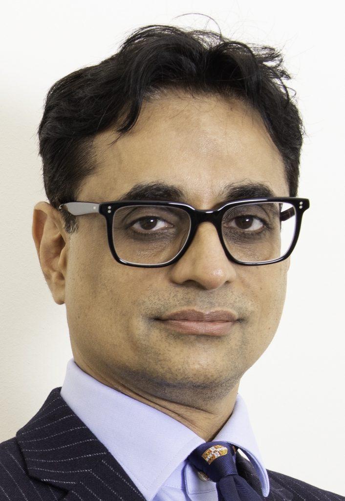 Mr Sarvpreet Singh, Consultant Orthopaedic Surgeon