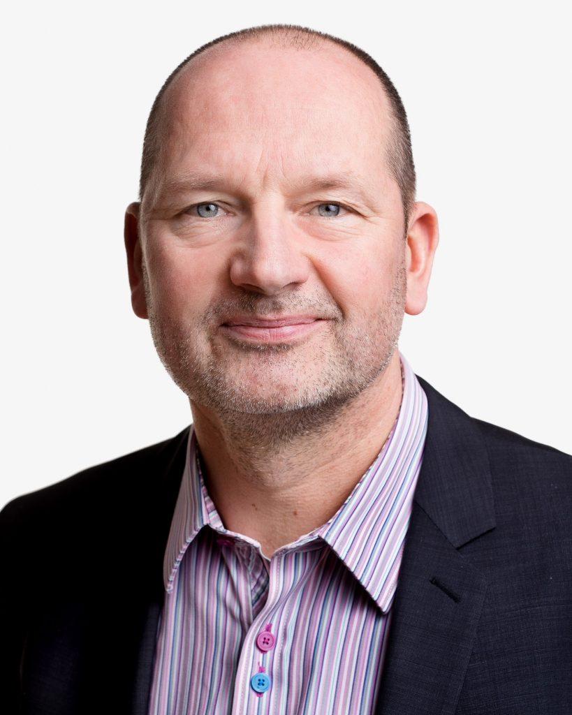 Dr Sebastian Hendricks, Consultant in Paediatric Audiovestibular Medicine