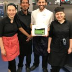 5 stars for the One Hatfield Hospital Catering Team