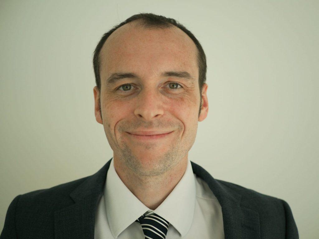 Dr Oran Roche, Consultant Radiologist